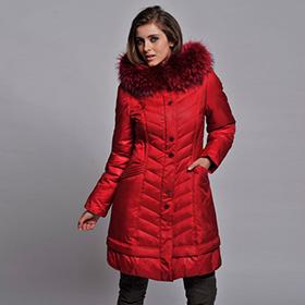 ad0375ed1e7 Длинные женские пуховики (пуховые пальто)